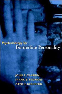 Psychotherapy for Borderline Personality