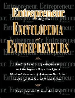 Encyclopedia of Entrepreneurs