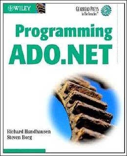 Programming ADO.NET