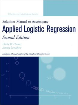Applied Logistic Regression, Solutions Manual