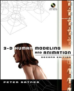 3-D Human Modeling and Animation, 2nd Edition