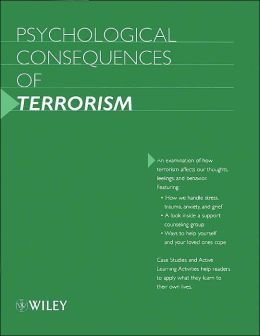 Psychological Consequences of Terror