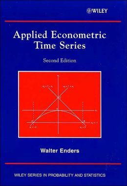 Applied Econometric Time Series, 2nd Edition