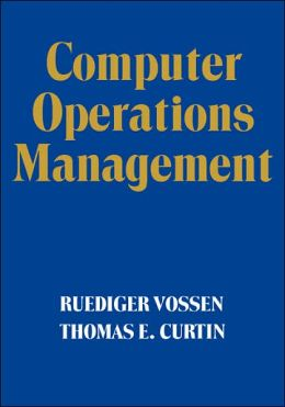 Computer Operations Management