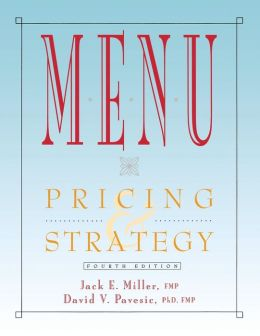 Menu Pricing and Strategy