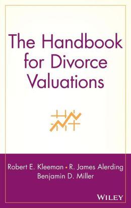 The Handbook for Divorce Valuations