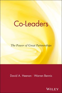 Co-Leaders: The Power of Great Partnerships