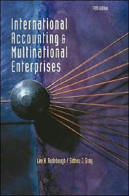 International Accounting and Multinational Enterprises,5th Edition