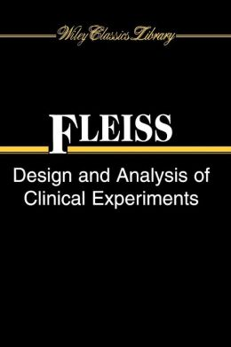 Design and Analysis of Clinical Experiments