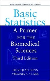 Basic Statistics : A Primer for Biomedical Sciences
