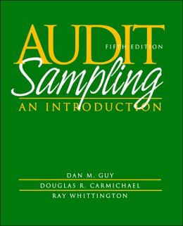 Audit Sampling: An Introduction