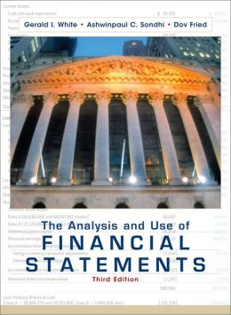 Analysis and Use of Financial Statements - With CD