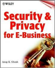Security & Privacy for E-Business
