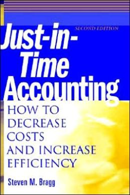 Just-In-Time Accounting 2e