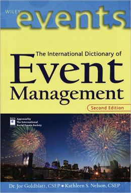 Dictionary Event Management 2e