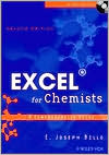 Excel for Chemists: A Comprehensive Guide [With CDROM]