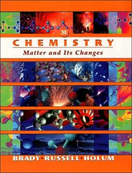 Chemistry: Matter and Its Changes with Student Solution Manual