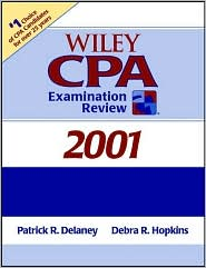 Wiley CPA Examination Review, 2001 Edition
