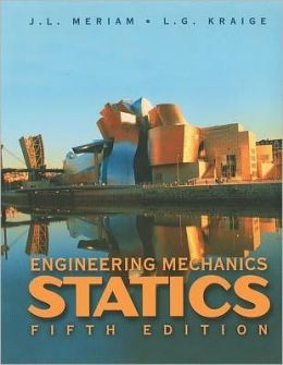 Engineering Mechanics, Statics