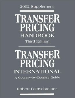 Transfer Pricing Handbook, 2 Volume Set