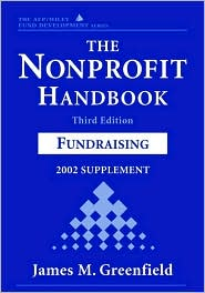 The Nonprofit Handbook, 2002 Supplement: Fund Raising (AFP/Wiley Fund Development Series)
