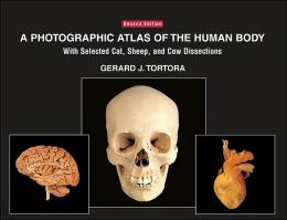 Photographic Atlas of the Human Body: With Selected Cat, Sheep, and Cow Dissections