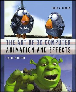 Art of 3-D Computer Animation and Effects, Third Edition