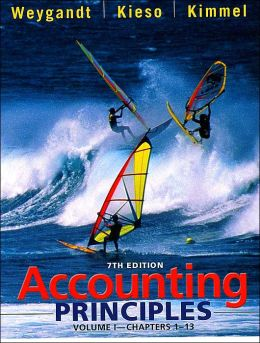 Accounting Principles (Volume 1, Chapters 1-13)
