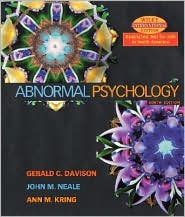 Abnormal Psychology, Ninth Edition WIE
