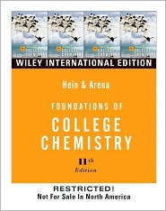 Wie Foundations of College Chemistry