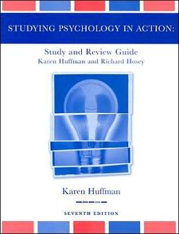 Psychology in Action, Study Guide