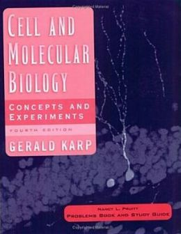 Cell and Molecular Biology: Concepts and Experiments, Study Guide