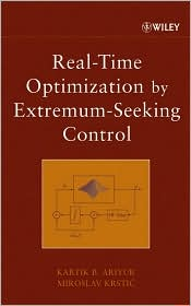 Real Time Optimization by Extremum-Seeking Control