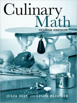 Culinary Math 2e