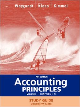 Accounting Principles - Study Guide Volume I, Chapters 1-13