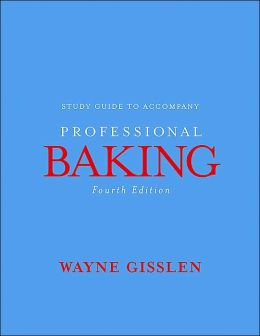Professional Baking - Study Guide