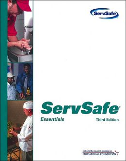ServSafe Essentials (with the Scantron Certification Exam Form)