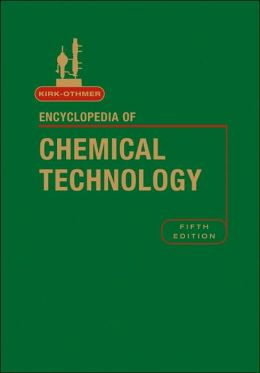 Kirk-Othmer Encyclopedia of Chemical Technology, Encyclopedia of Chemical Technology, Volume 20