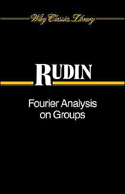 Fourier Analysis on Groups
