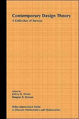 Contemporary Design Theory: A Collection of Surveys