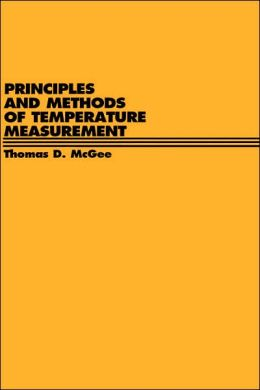 Principles and Methods of Temperature Measurement