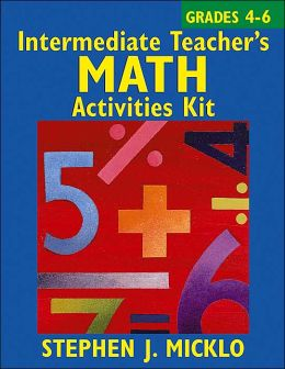 Intermediate Teacher's Math Activities Kit