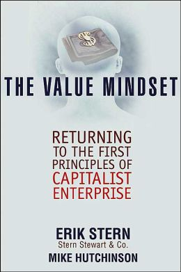 Value Mindset: Returning to the First Principles of Capitalist Enterprise