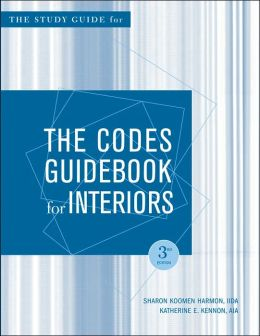 The Codes Guidebook for Interiors: Study Guide