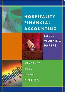 Hospitality Financial Accounting, Excel Working Papers CD-ROM