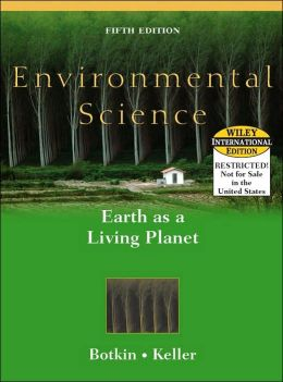 Environmental Science (International Edition)