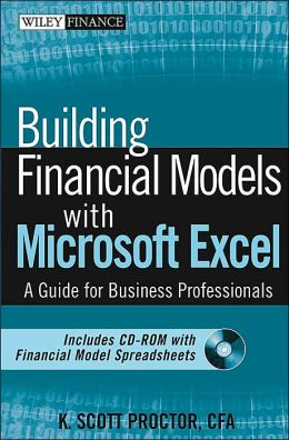 Building Financial Models with Microsoft Excel: A Guide for Business Professionals - with CD-ROM (Finance Series)