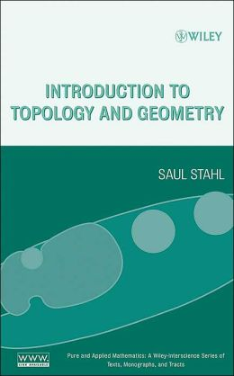Introduction to Topology and Modern Geometry ( Pure and Applied Mathematics Series)