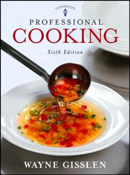 Professional Cooking, College Version with CD-ROM