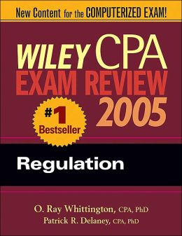Wiley CPA Examination Review 2005, Regulation